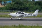 神宮寺ももさんが、高松空港で撮影した日本法人所有 SR22の航空フォト(写真)