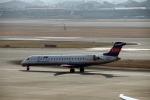ss5さんが、伊丹空港で撮影したアイベックスエアラインズ CL-600-2C10 Regional Jet CRJ-702の航空フォト(写真)