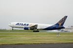 eagletさんが、横田基地で撮影したアトラス航空 767-38E/ERの航空フォト(写真)