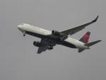 commet7575さんが、福岡空港で撮影したデルタ航空 767-3P6/ERの航空フォト(写真)