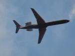 commet7575さんが、福岡空港で撮影したアイベックスエアラインズ CL-600-2C10 Regional Jet CRJ-702ERの航空フォト(写真)