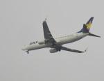 commet7575さんが、福岡空港で撮影したスカイマーク 737-8Q8の航空フォト(写真)