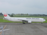 F.KAITOさんが、鹿児島空港で撮影した日本航空 767-346/ERの航空フォト(写真)