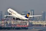 SKY TEAM B-6053さんが、羽田空港で撮影したルフトハンザドイツ航空 747-830の航空フォト(写真)