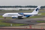 青春の1ページさんが、成田国際空港で撮影したマレーシア航空 A380-841の航空フォト(写真)