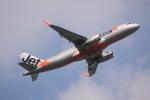 けいとパパさんが、成田国際空港で撮影したジェットスター・ジャパン A320-232の航空フォト(写真)