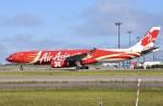 kurubouzuさんが、新千歳空港で撮影したエアアジア・エックス A330-343Eの航空フォト(写真)