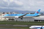虎太郎19さんが、福岡空港で撮影した大韓航空 787-9の航空フォト(写真)