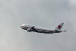 カメラマンあきさんが、新千歳空港で撮影した航空自衛隊 747-47Cの航空フォト(写真)