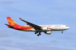 hidetsuguさんが、新千歳空港で撮影した香港航空 A330-223の航空フォト(写真)