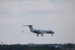 msrwさんが、成田国際空港で撮影したMGMミラージュ G-V Gulfstream Vの航空フォト(写真)