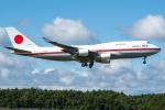 Kanryoさんが、千歳基地で撮影した航空自衛隊 747-47Cの航空フォト(写真)