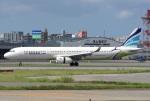 K.787.Nさんが、福岡空港で撮影したエアプサン A321-231の航空フォト(写真)