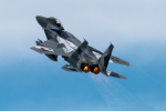 TBさんが、小松空港で撮影した航空自衛隊 F-15DJ Eagleの航空フォト(写真)