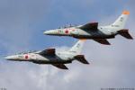 n-sakaさんが、岐阜基地で撮影した航空自衛隊 T-4の航空フォト(写真)