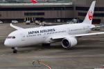 matatabiさんが、成田国際空港で撮影した日本航空 787-9の航空フォト(写真)