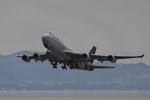tecasoさんが、関西国際空港で撮影したタイ国際航空 747-4D7の航空フォト(写真)