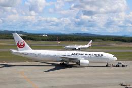 jaraakiさんが、新千歳空港で撮影した日本航空 777-289の航空フォト(写真)