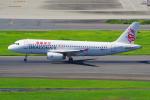 PASSENGERさんが、羽田空港で撮影したキャセイドラゴン A320-232の航空フォト(写真)