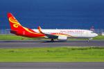 PASSENGERさんが、羽田空港で撮影した海南航空 737-84Pの航空フォト(写真)