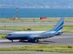 goshiさんが、関西国際空港で撮影したラスベガス サンズ 737-74U BBJの航空フォト(写真)