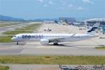 goshiさんが、関西国際空港で撮影したフィンエアー A350-941XWBの航空フォト(写真)