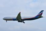 mojioさんが、成田国際空港で撮影したアエロフロート・ロシア航空 A330-343Xの航空フォト(写真)