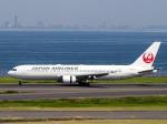 Mame @ TYOさんが、羽田空港で撮影した日本航空 767-346/ERの航空フォト(写真)