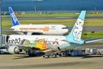 ナナオさんが、羽田空港で撮影したAIR DO 767-381の航空フォト(写真)
