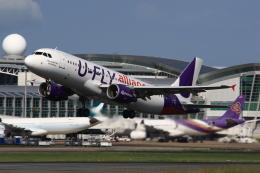 MOHICANさんが、福岡空港で撮影した香港エクスプレス A320-214の航空フォト(写真)