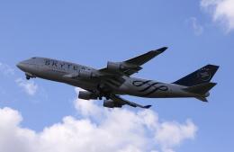 MOHICANさんが、福岡空港で撮影したチャイナエアライン 747-409の航空フォト(写真)