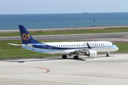 SAMBAR_LOVEさんが、大分空港で撮影したマンダリン航空 ERJ-190-100 IGW (ERJ-190AR)の航空フォト(写真)