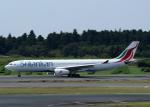 tuckerさんが、成田国際空港で撮影したスリランカ航空 A330-343Eの航空フォト(写真)