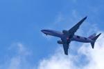 Taishinさんが、熊本空港で撮影したチャイナエアライン 737-8FHの航空フォト(写真)