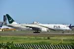 よしポンさんが、成田国際空港で撮影したパキスタン国際航空 777-240/ERの航空フォト(写真)