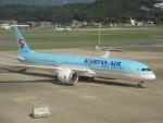 commet7575さんが、福岡空港で撮影した大韓航空 787-9の航空フォト(写真)