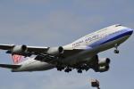 fortnumさんが、新千歳空港で撮影したチャイナエアライン 747-409の航空フォト(写真)