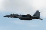 TBさんが、小松空港で撮影した航空自衛隊 F-15J Eagleの航空フォト(写真)