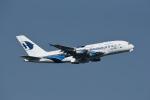 じゃまちゃんさんが、成田国際空港で撮影したマレーシア航空 A380-841の航空フォト(写真)