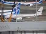TUILANYAKSUさんが、羽田空港で撮影したロシア航空 Tu-204-300の航空フォト(写真)
