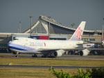 nairobi1971さんが、台湾桃園国際空港で撮影したチャイナエアライン 747-409F/SCDの航空フォト(写真)