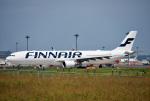 mojioさんが、成田国際空港で撮影したフィンエアー A330-302Xの航空フォト(写真)