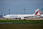 mojioさんが、成田国際空港で撮影したスリランカ航空 A330-343Eの航空フォト(写真)