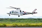Gambardierさんが、岡南飛行場で撮影した鹿児島国際航空 A109E Powerの航空フォト(写真)