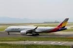ハピネスさんが、関西国際空港で撮影したアシアナ航空 A350-941XWBの航空フォト(写真)