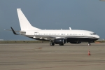 KAKOさんが、中部国際空港で撮影したアメリカ企業所有 737-7JR BBJの航空フォト(写真)