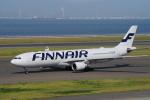 yabyanさんが、中部国際空港で撮影したフィンエアー A330-302Xの航空フォト(写真)