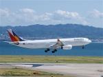 goshiさんが、関西国際空港で撮影したフィリピン航空 A330-343Xの航空フォト(写真)