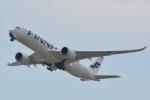 toyoquitoさんが、関西国際空港で撮影したフィンエアー A350-941XWBの航空フォト(写真)