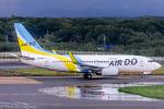 dragonflyさんが、新千歳空港で撮影したAIR DO 737-781の航空フォト(写真)